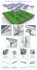 Agricultural Farmland Mounting System