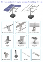 Adjustable Single-column Mounting System