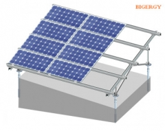 Pitched Ground Solution System