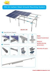 AL-Ground PV Mounting System