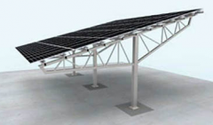 Steel Carport Structure