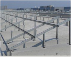 Flat Roof Solar Mounting Racks