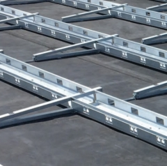 SMS Low Profile Ballasted System