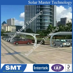 SMT-Newest Design Steel carport