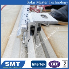 SMT-Solar mounting seam roof