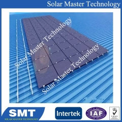 Solar Power System Solar Roof Mounting System Solar Electrical Power System Aluminum Ground Mount System