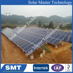 Factory Price Solar Panel Support Structures