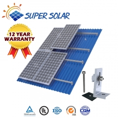 R002 Tin Roof  solar mounting bracket