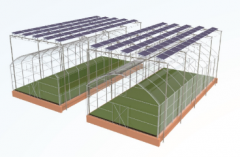 Agricultural Greenhouse System