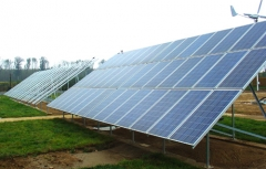 Solar Steel Mounting System