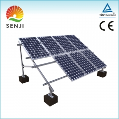 Ground Steel  Solar Mounting System