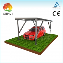 Solar Mounting System for carport