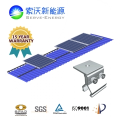 Metal Roof PV Mounting Systems