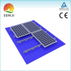 Color Steel Tile Roof Mounting System