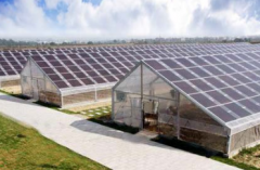 Solar Agriculture Greenhouse