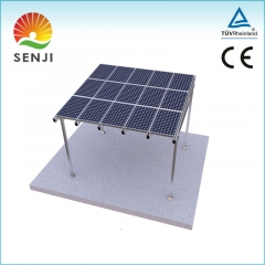 Sunshine Room Solar Mounting System