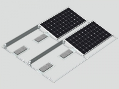 MRac Roof Solar PV Mounting System Matrix I - One Side