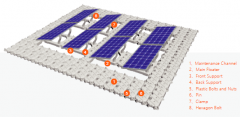 Floating PV Mounting System