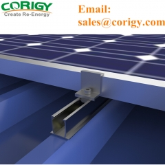 Tin Roof Solar Mounting System
