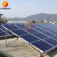 Solar Pilling And Drilling Machine For Solar Ground Mount System