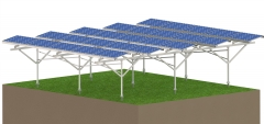 Solar sharing PV Mounting System-Aluminum Mounting System  MD-SS01