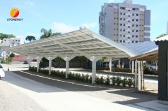 All Cantilever Carport Mount