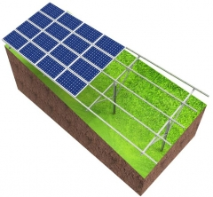 Aluminum Solar Ground System