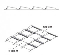 Flat Rooftop Solar Mounting System