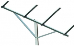 C-series Carbon Steel PV Mounting System