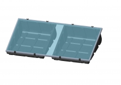 Plastic roof support system (BC-006L)