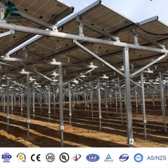 Agriculture Solar Mounting System