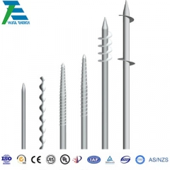 Solar Mounting Ground Screw