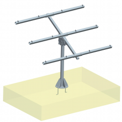 Pole Mounting System