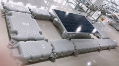 Solar First Floating PV System