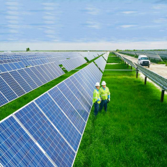 Natural Or Customized Galvanized Stainless Metal Solar Photovoltaic Ground Mounting Systems