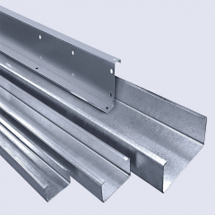 Galvanized Steel C Channel Beam for Solar Systems Thickness 1.4-3mm Hot Roll Coil Solar Brackets