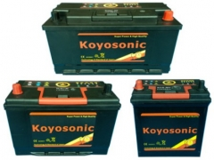 SMF Batteries JIS Series