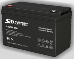 GM VRLA Battery