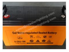 Solar Battery 12V Type