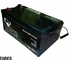 250Ah Orge Battery
