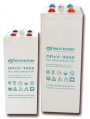 Tubular Gel Battery (OPzV)