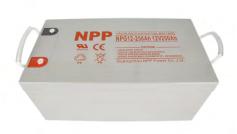 NPG12-250Ah