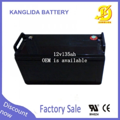 Lead Acid 12V135AH