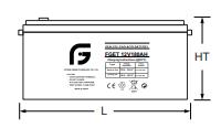 FG-12V180AH