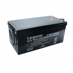 12V200AH GEL DEEP CYCLE BATTERY