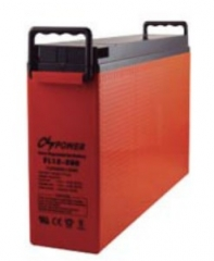 FL Series Front terminal Gel Battery