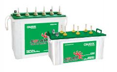 Okaya Solar Batteries