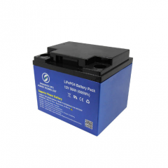LiFePO4 Battery 12V50Ah| UFO BATTERY