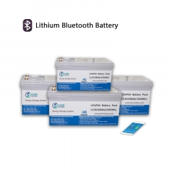 12V bluetooth lithium battery |12V 200Ah