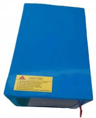 48V 60AH lithium ion